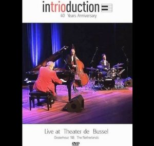 DVD Intrioduction Live at Theatre De Bussel