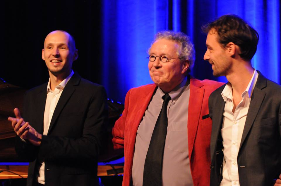 2015 Jubilee concert with Sven Happel and Jasper van Hulten