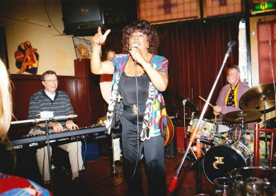 2001 With Milly Scott, John Engels and Harry Emmery Live