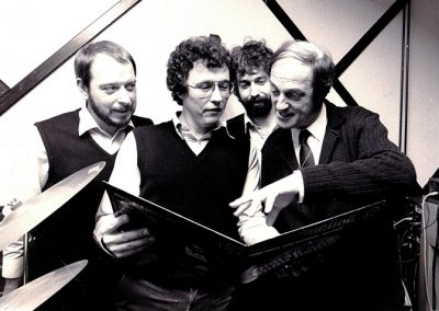 1982 Intrioduction LP release with Pim Jacobs